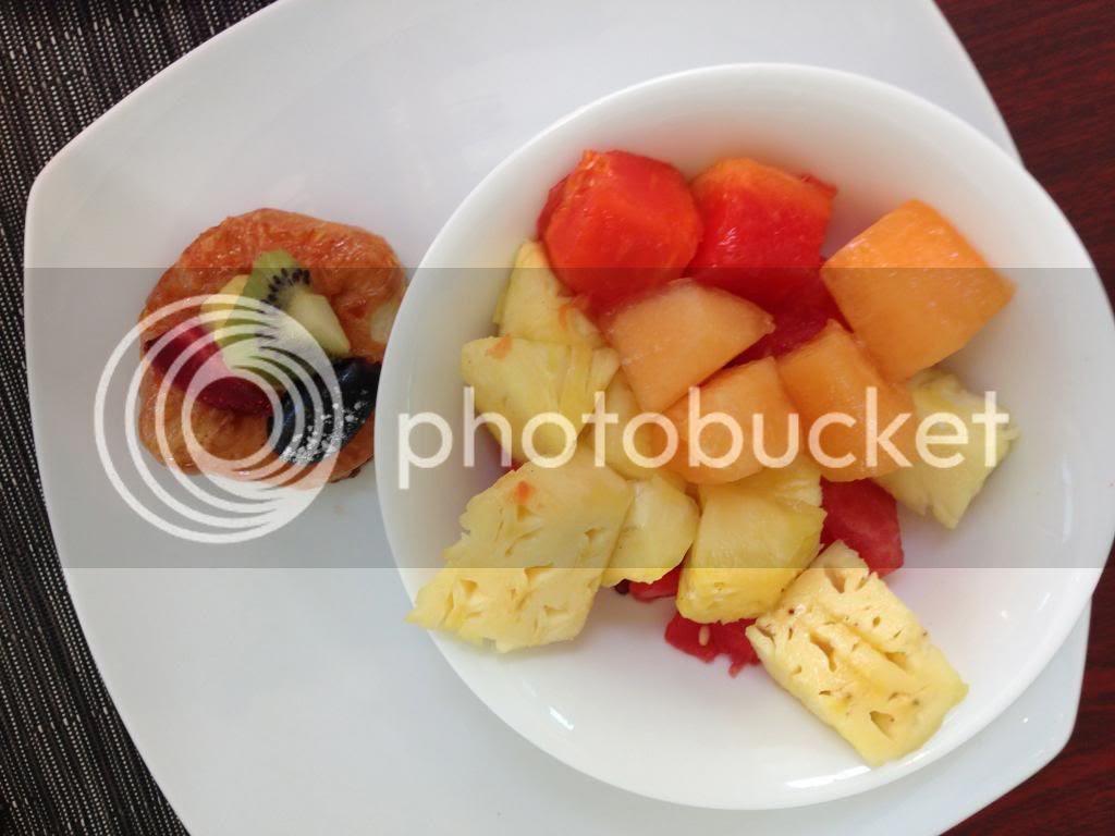 Fruit Breakfast Westin Hotel Pune India