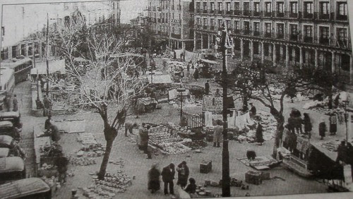 Plaza de Zocodover , Toledo, España