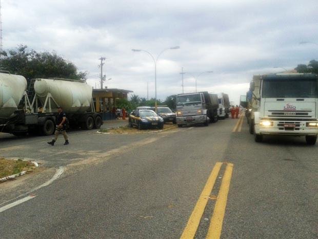 Operação aconteceu na BR-304, em Mossoró, de 21 a 23 de julho. (Foto: Divulgação/PRF)