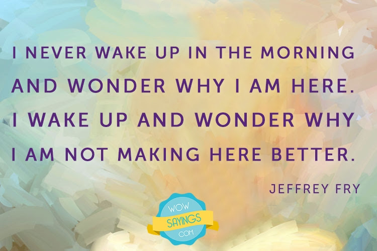 Quotes About Starting The Morning Right 29 Quotes