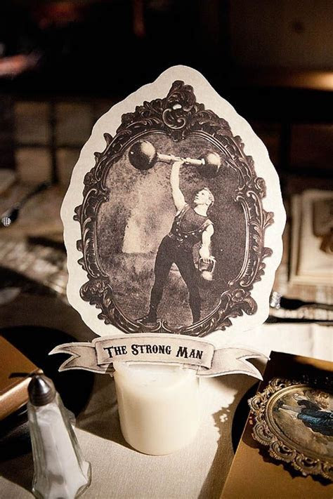 A Water For Elephants, Vintage Circus Inspired Wedding in