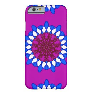 Giant Mandala Design on iPhone 6/6S Case Barely There iPhone 6 Case