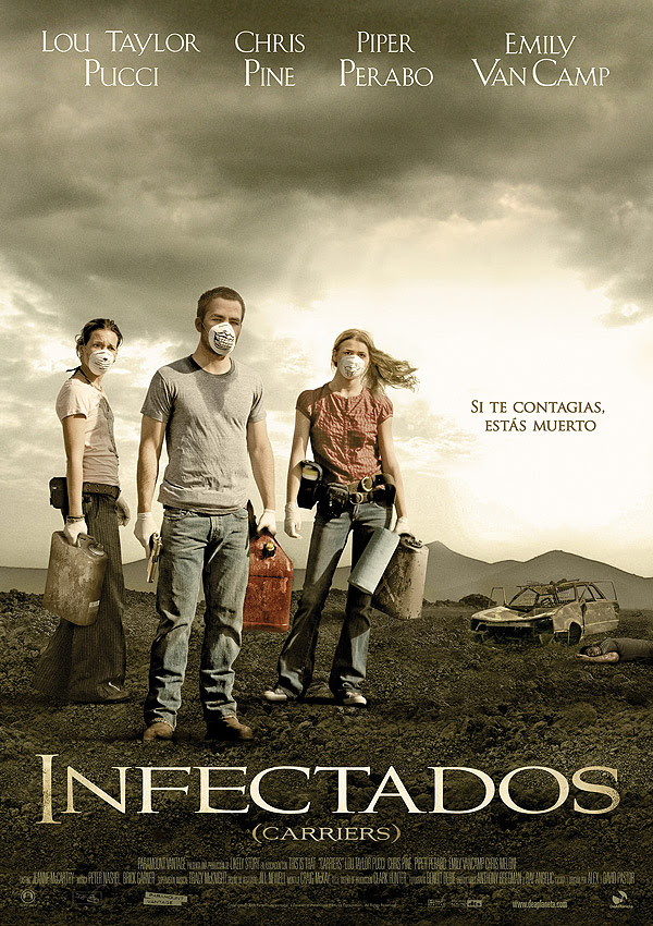 Infectados (Álex Pastor, David Pastor, 2.009)
