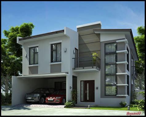 simple modern house building plans