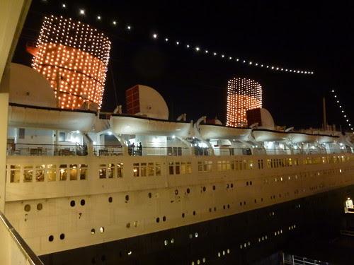 Queen Mary, Long Beach CA