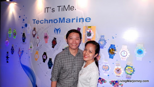 Technomarine, It's Time!