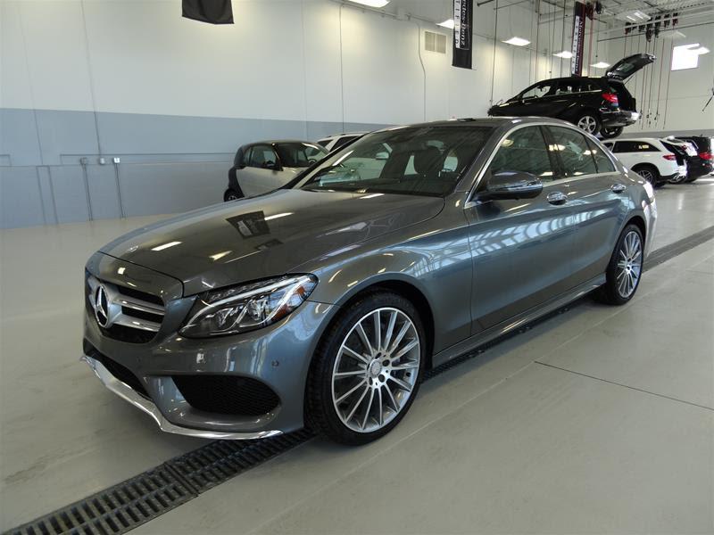 New 2017 Mercedes-Benz C-Class C300 Sport 4MATIC 4-Door ...