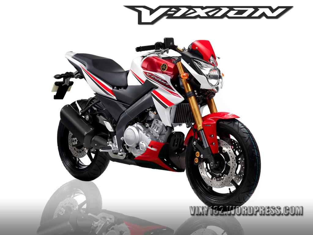 Modifikasi Motor Yamaha GAMBAR GAMBAR MODIFIKASI NEW VIXION LIGHTNING