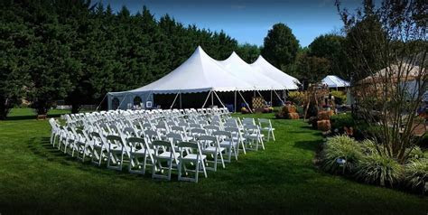 Tent Wedding Ceremony & Tenting