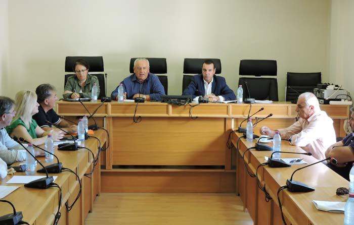 Άρτα: Σύσκεψη στην ΠΕ Άρτας για την λαθραλιεία