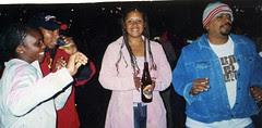 El Carmen block party