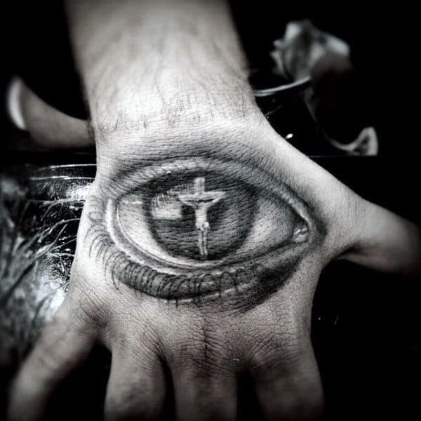 25 Amazing Religious Tattoo Ideas For Men Stylendesigns