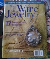 Wire Jewelry Magazines