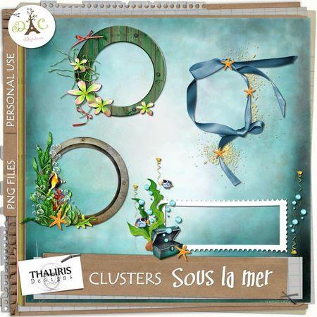 Sous_la_mer_Clusters