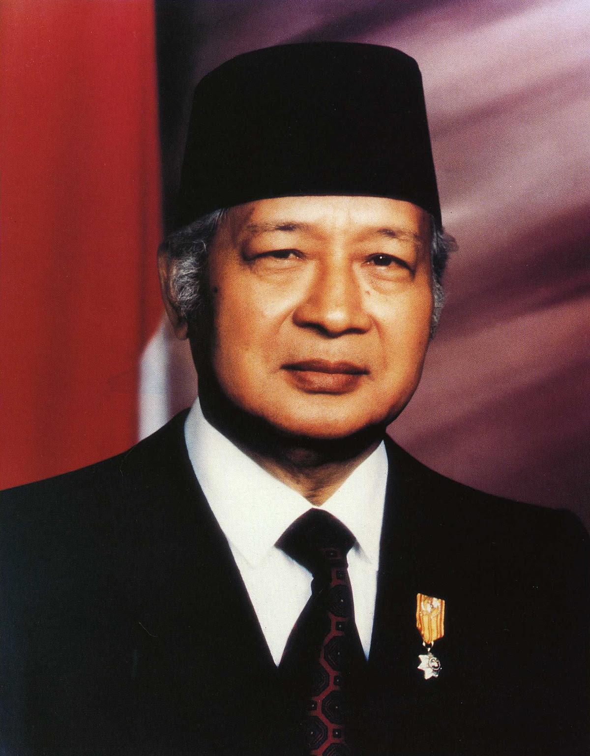 Kata Kata Bijak yang Aneh Soeharto