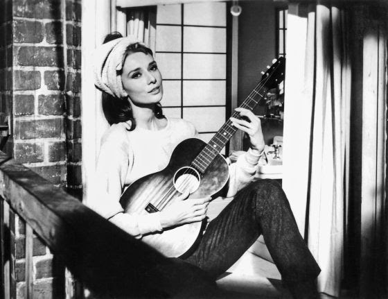 La actriz Audrey Hepburn protagoniza la película 'Desayuno con diamantes'