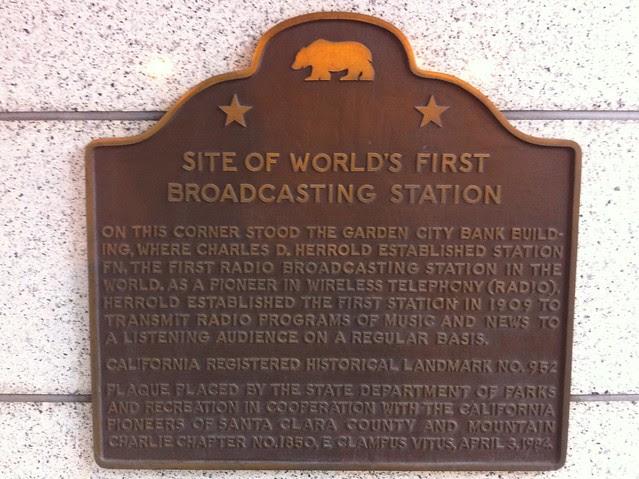 California Historical Landmark #952