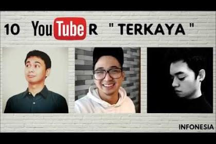 Wow!!! Inilah Youtuber Terkaya Indonesia 2016/2017