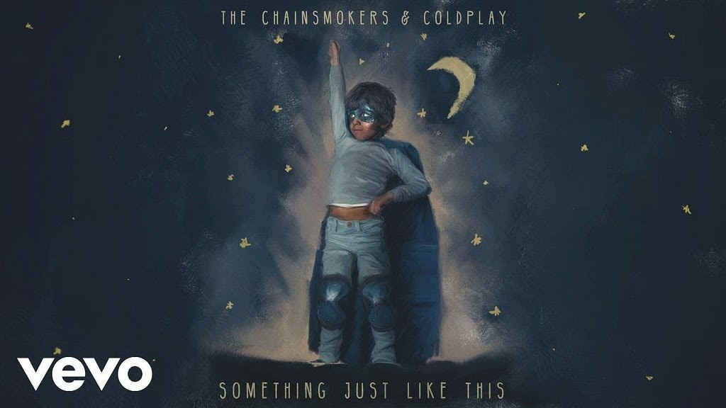 The Chainsmokers & Coldplay - Something Just Like This (Lyric) : Liked on YouTube http://dlvr.it/PQh4T2