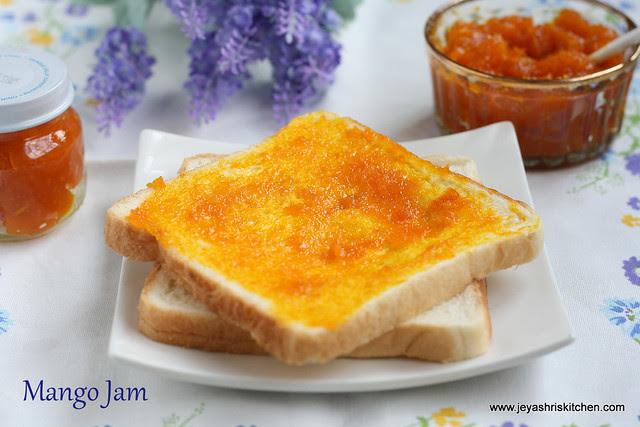 Mango Jam 1