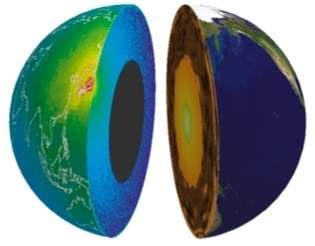 Decaimento radioativo responde por metade do calor da Terra