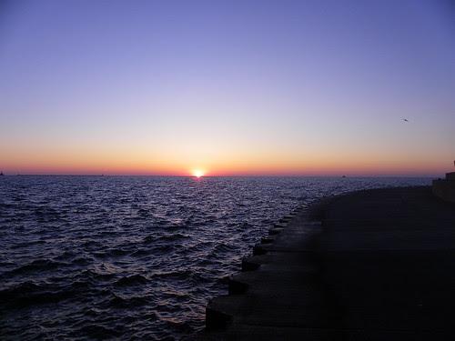 5.31.2009 Chicago Sunrise (11) 5.18 am