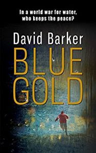 Blue Gold by David Barker