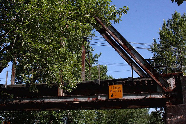 Sandy River Railroad Bridge