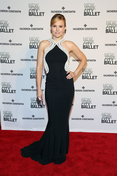 Kristen Bell - New York City Ballet 2014 Spring Gala