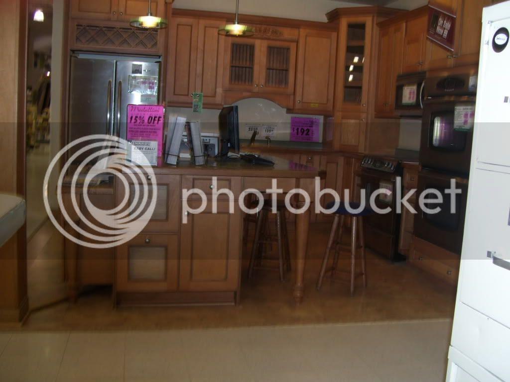 This is Kitchen #2, also known as the Schrock Kitchen.