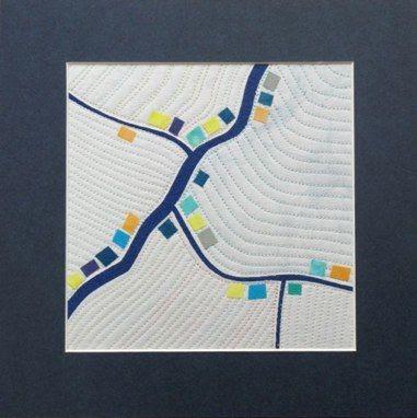 Map Fragment # 33 -Alicia Merrett