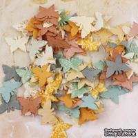 Набор бабочек Prima - Flutter Bits Songbird - ScrapUA.com