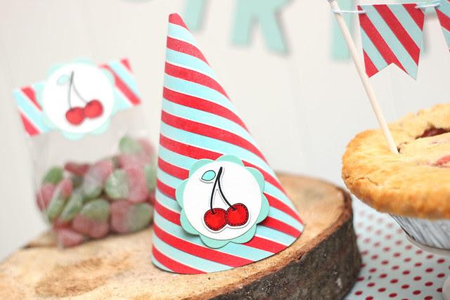 Cherry birthday party