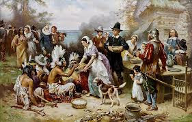 Secret genocide at first thanksgiving.