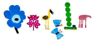 Google 春分の日ロゴ Mifdesignantenna