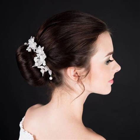12  Bridal Hairstyle Designs, Ideas   Design Trends