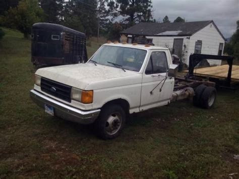 ford   chassis cab dually  sale