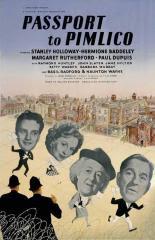 Pasaporte para Pimlico (1949)