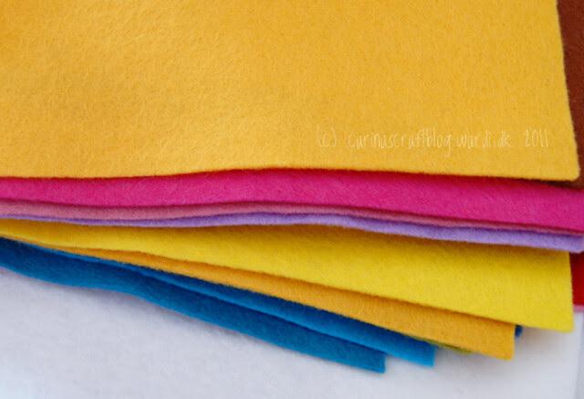 Happy colour combination