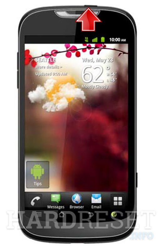 Image Result For W Mobile Phone S Hard Reset