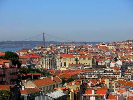 Lisboa. Foto: Emiliano via photopin (license)