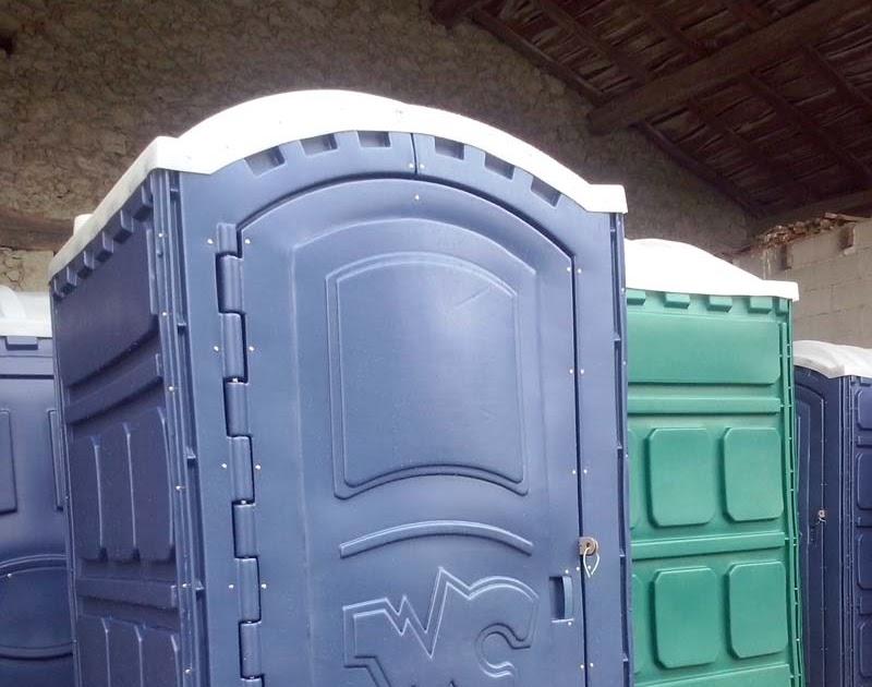 Cabine toilette exterieur for Cabine wc exterieur