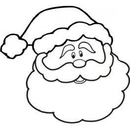 santa drawing template at getdrawings  free download