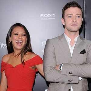 Justin Timberlake & Mila Kunis Cover ELLE | Media Crumbs