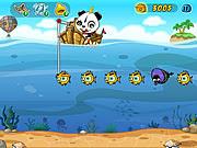 Jogar Fishing panda Jogos