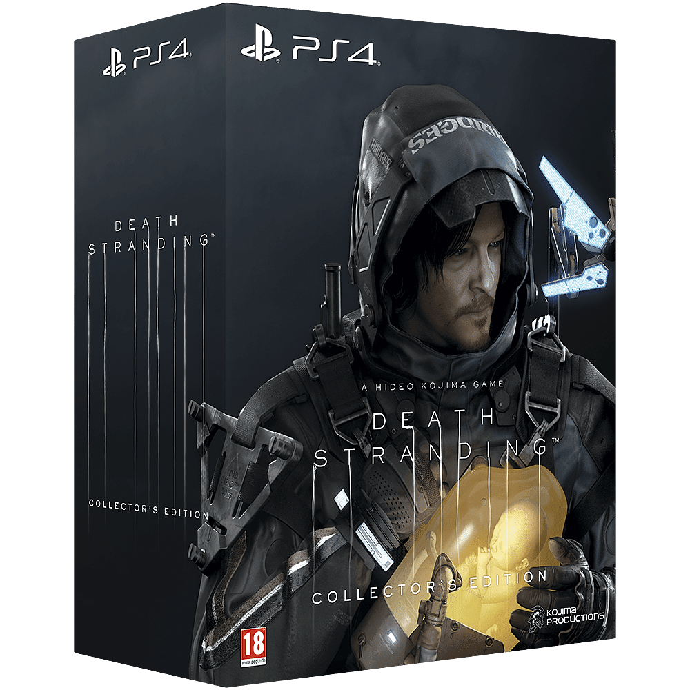 Buy Death Stranding Collector's Edition - UK Retail GAME ...
