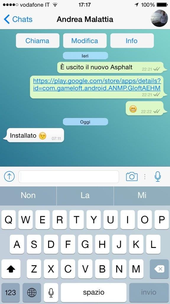 Sfondi Whatsapp Iphone Sfondi