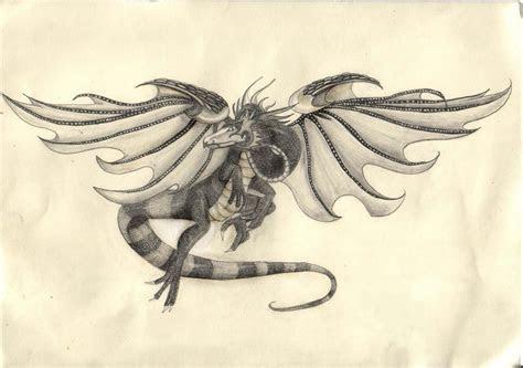 desenhos minha arte dragon drawing pencil art