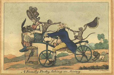 Irish satire 19th century