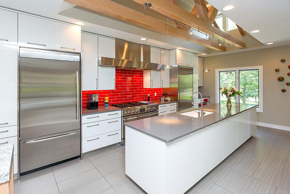 26 Trendy Gray Quartz Kitchen Countertops Ideas